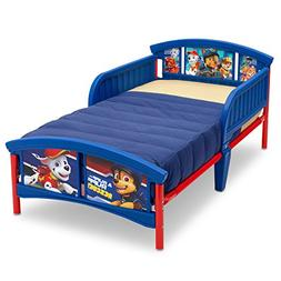 Delta Children Plastic Toddler Bed Nick Jr. PAW Patrol new