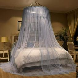 princess bed canopy round dome bed curtains