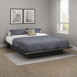 """Queen Size 60"""" Basics Platform Bed Frame Modern Bedroom Furn"""