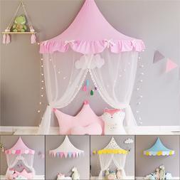 Teepee Tipi Children Tent For Kids <font><b>Canopy</b></font