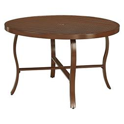 Home Styles 5701-32 Key West Round Outdoor Patio Dining Tabl